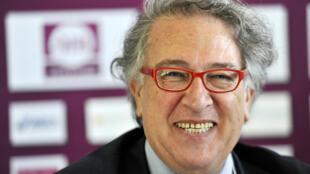 Bernard Amsalem, vice-président du Comité national olympique et sportif français (CNOSF)