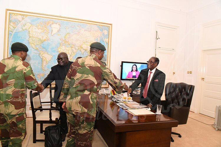 Zimbabwe: le fil de la journée (19 novembre 2017) - Cliquer sur l'image