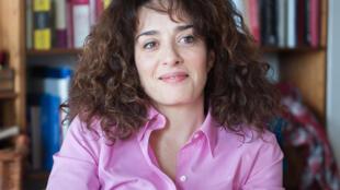 La documentariste Négar Zoka.
