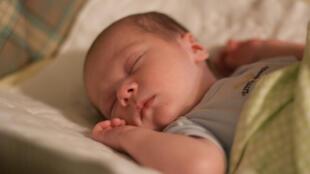 Chính phủ Nga thông báo cấp tiền hỗ trợ sinh con ngay từ đứa bé đầu lòng. Ảnh minh họa.