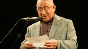 مجید فلاح زاده، کارگردان و مدیر فستیوال تئاتر ایرانی کلن