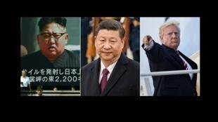 Kim Jong-Un, Tập Cận Bình, Donald Trump: Ai sẽ thắng?