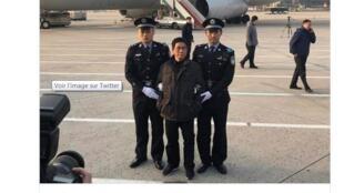 Một cựu lãnh đạo Trung Quốc bị dẫn độ từ Bulgari.