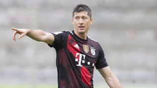 PHOTO Robert Lewandowski - 15 mai 2021