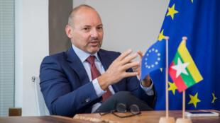 رونالد کوبیا، نماینده اتحادیه اروپا برای افغانستان
