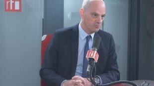 Jean-Michel Blanquer, ministre français de l'Education nationale et de la Jeunesse sur RFI, le 12/11/2019