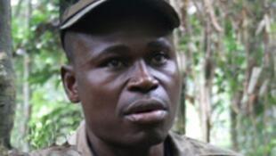 """Chefe de Estado Maior da  FLEC, comandante Gabriel Nhemba """"Pirilampo"""""""