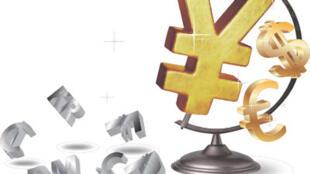 世界銀行調低了2015年中國經濟增長預期 中文網絡照片 DR