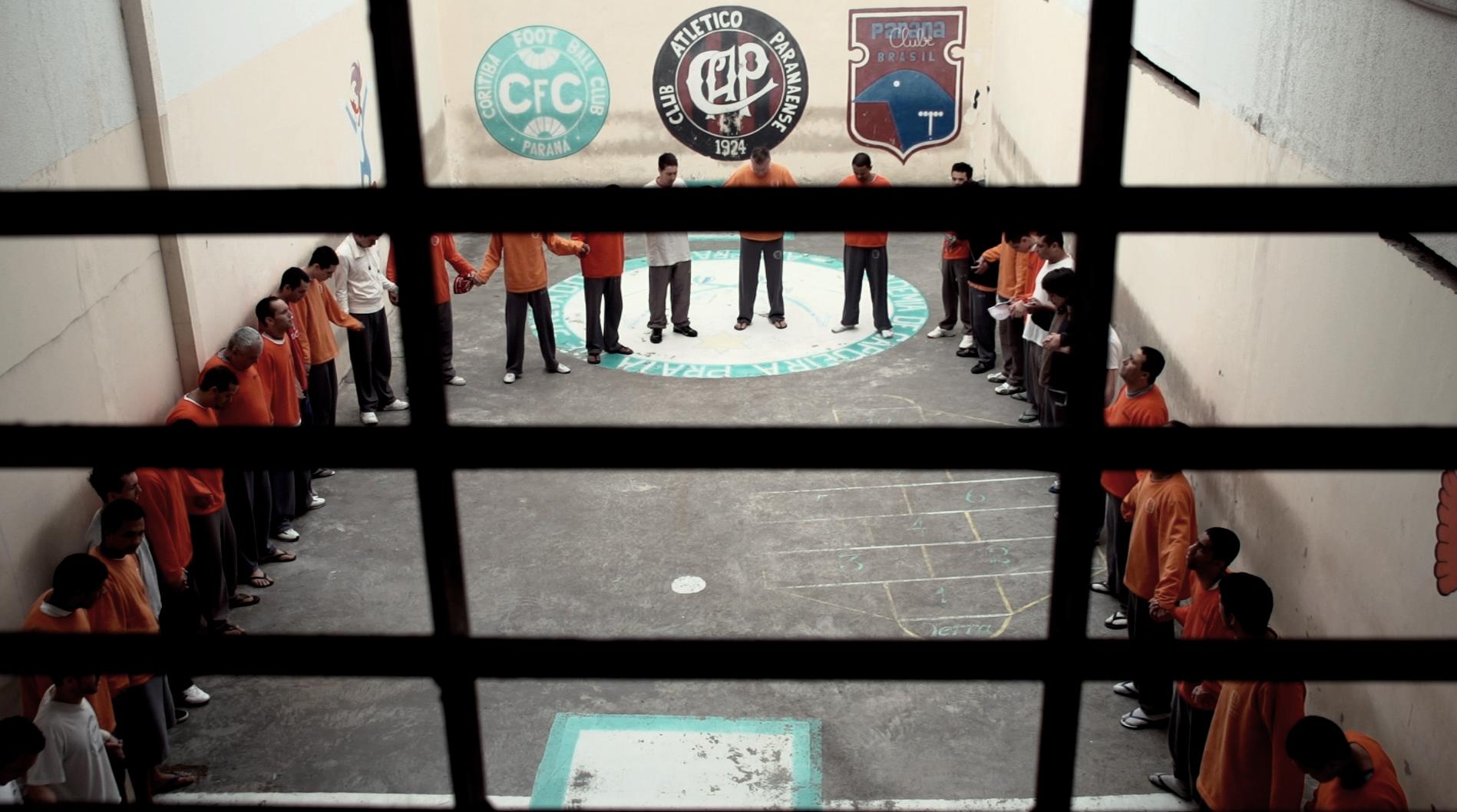 Cena do curta-metragem Pátio, de Aly Muritiba, que concorre na Semana da Crítica do Festival de Cannes 2013.