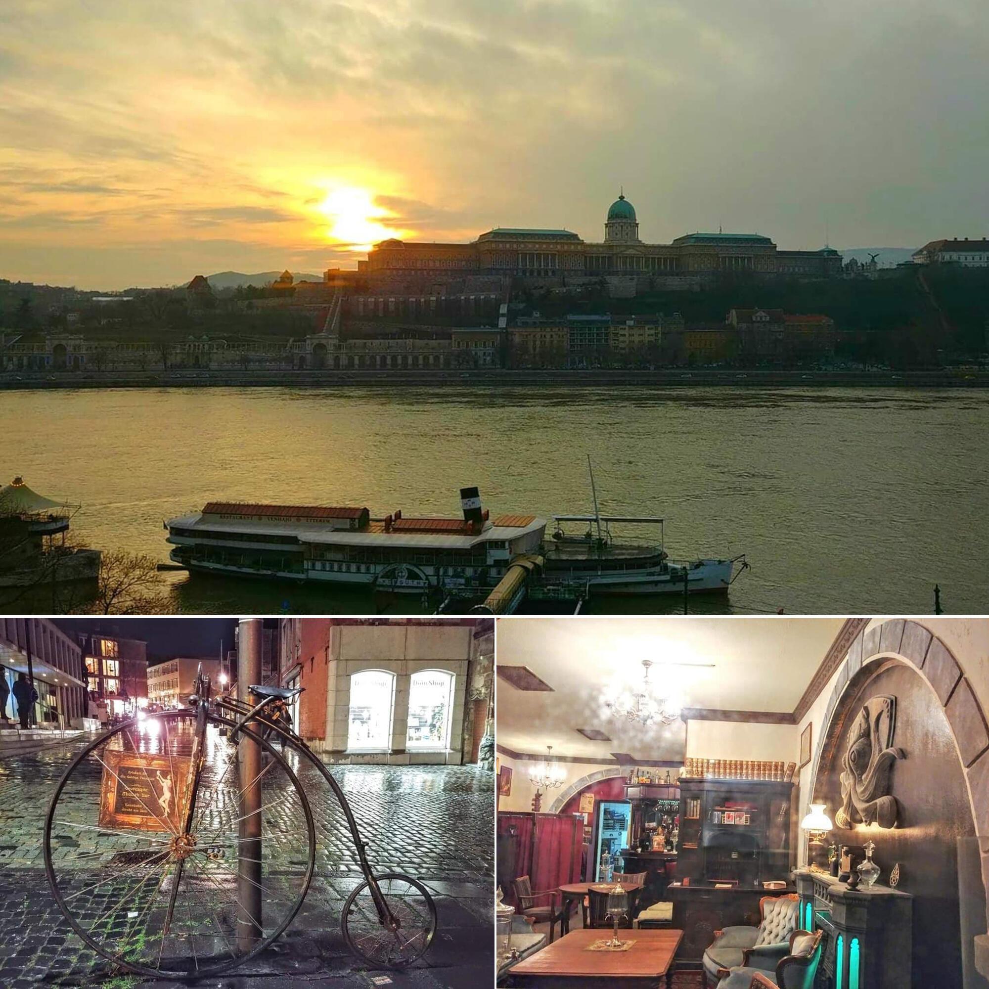 So với Warsaw và Prague, giá đi Budapest từ Paris đôi khi còn mềm hơn