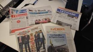 Diários franceses 31.08.2017