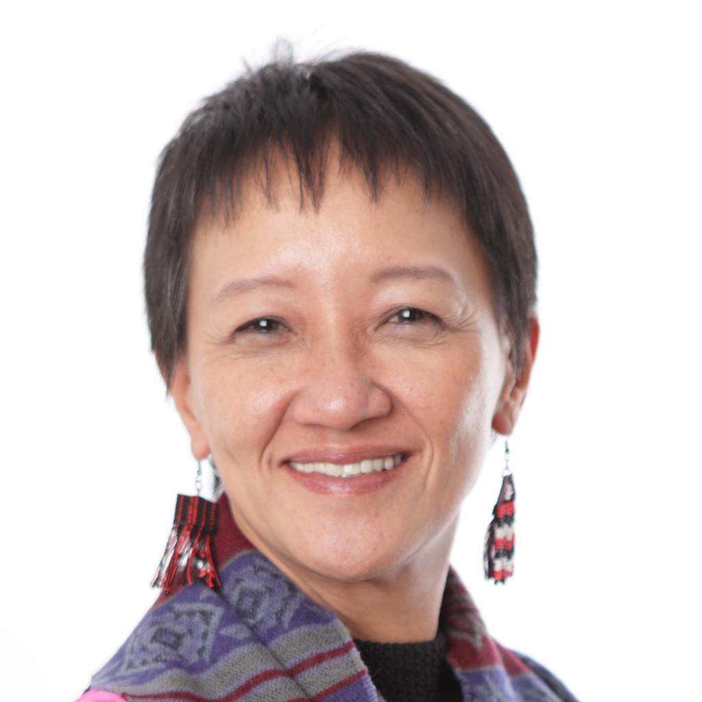 Rosemarie Trajano, Philippine, de l'Alliance of Human Rights Advocates.