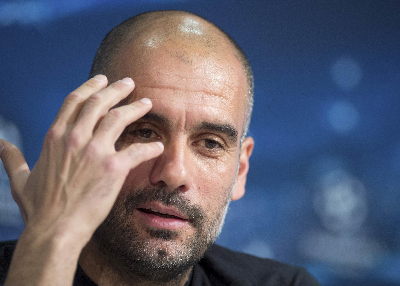 Pep Guardiola will lead his Bayern Munich team against his former club Barcelona