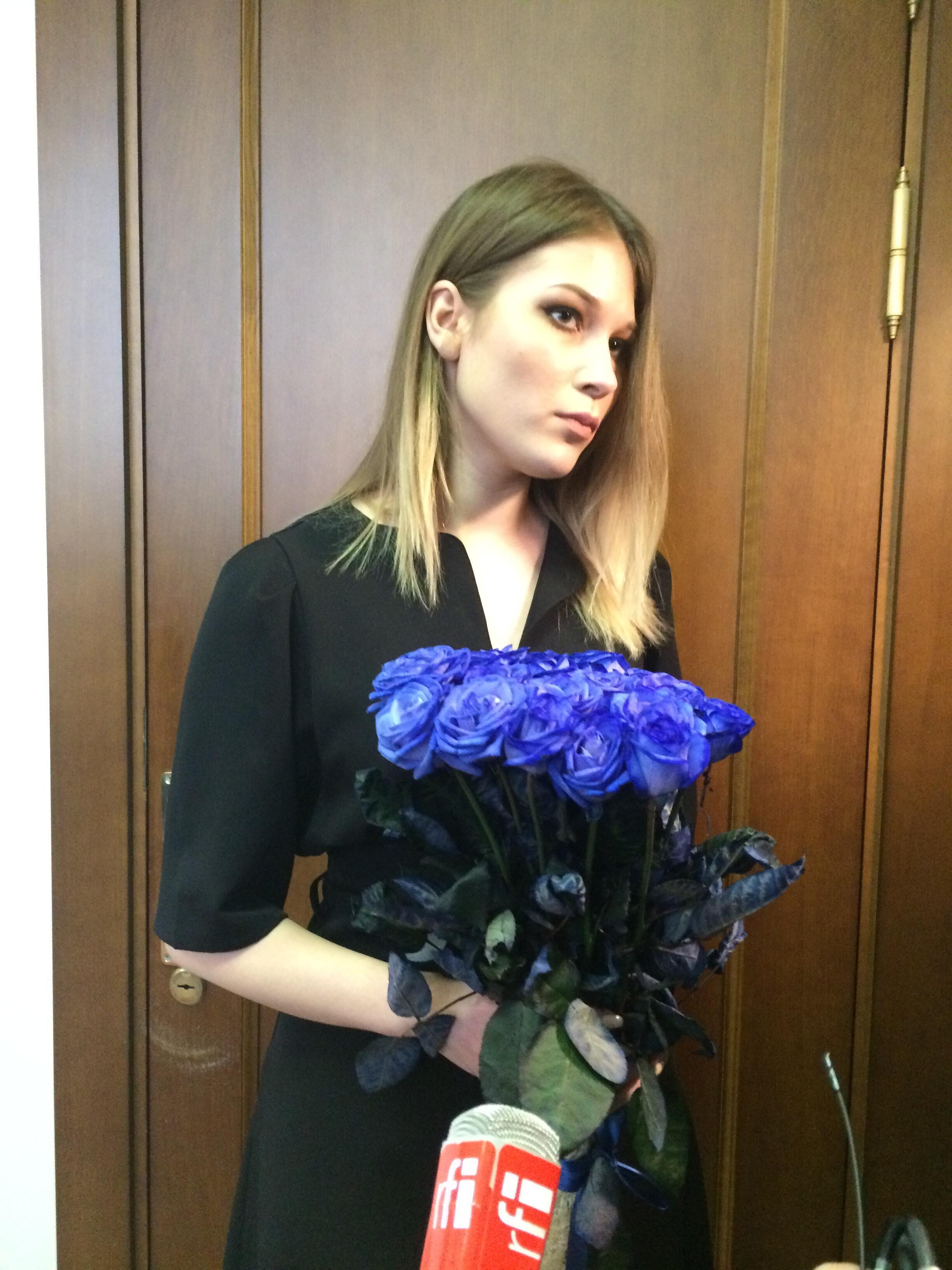 En Russie, Maria Kattassonova a créé le mouvement « Les Femmes avec Marine ».