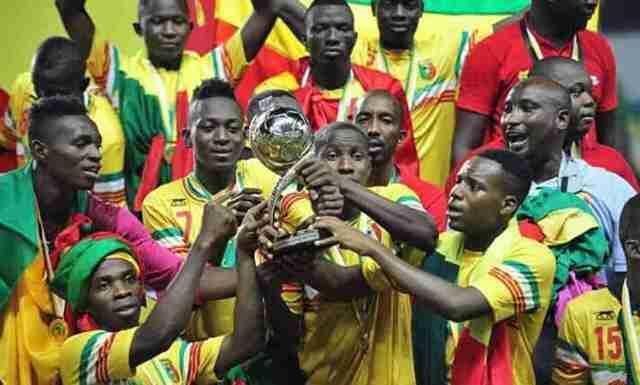 Mali imenyakua ubingwa wa vijana Afrika kwa kuishinda Senegal katika mchezo wa fainali