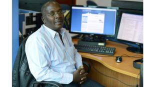 Esdras Ndikumana est la Voix de RFI pour le Club.