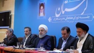 حسن روحانی در نشست ستاد بحران استان لرستان