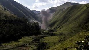 La région du Sud-Kivu.