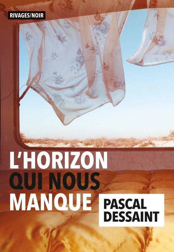 Couverture du nouveau roman de Pascal Dessaint