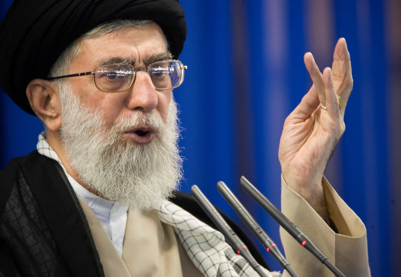 伊朗最高精神領袖哈梅內伊