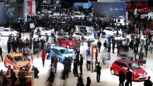Começou nesta quinta-feira (6)  a 84ª edição do Salão do Automóvel de Genebra, a maior feira de carros do mundo.
