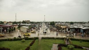 Vue de Ndjamena, capitale du Tchad (photo d'illustration).
