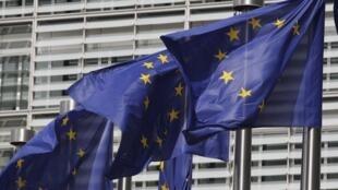 Sede da Comissão Europeia em Bruxelas, na Bélgica.