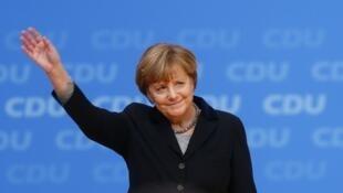 3candidatos para substituir Angela Merkel na presidência da CDU