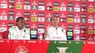 Nélson Semedo, lateral direito do Benfica, nova recruta da selecção portuguesa de futebol