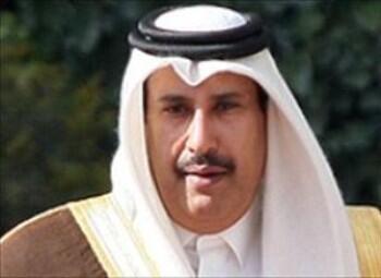 نخست وزیر قطر، شیخ حامد بن جاسم آل ثانی
