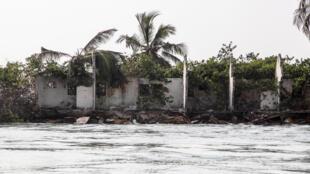 Grand Lahou, en Côte d'Ivoire.