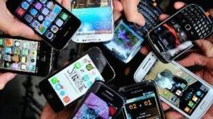 Điện thoại di động được sử dụng  ngày càng nhiều cho những việc khác
