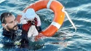 Ceuta migrante