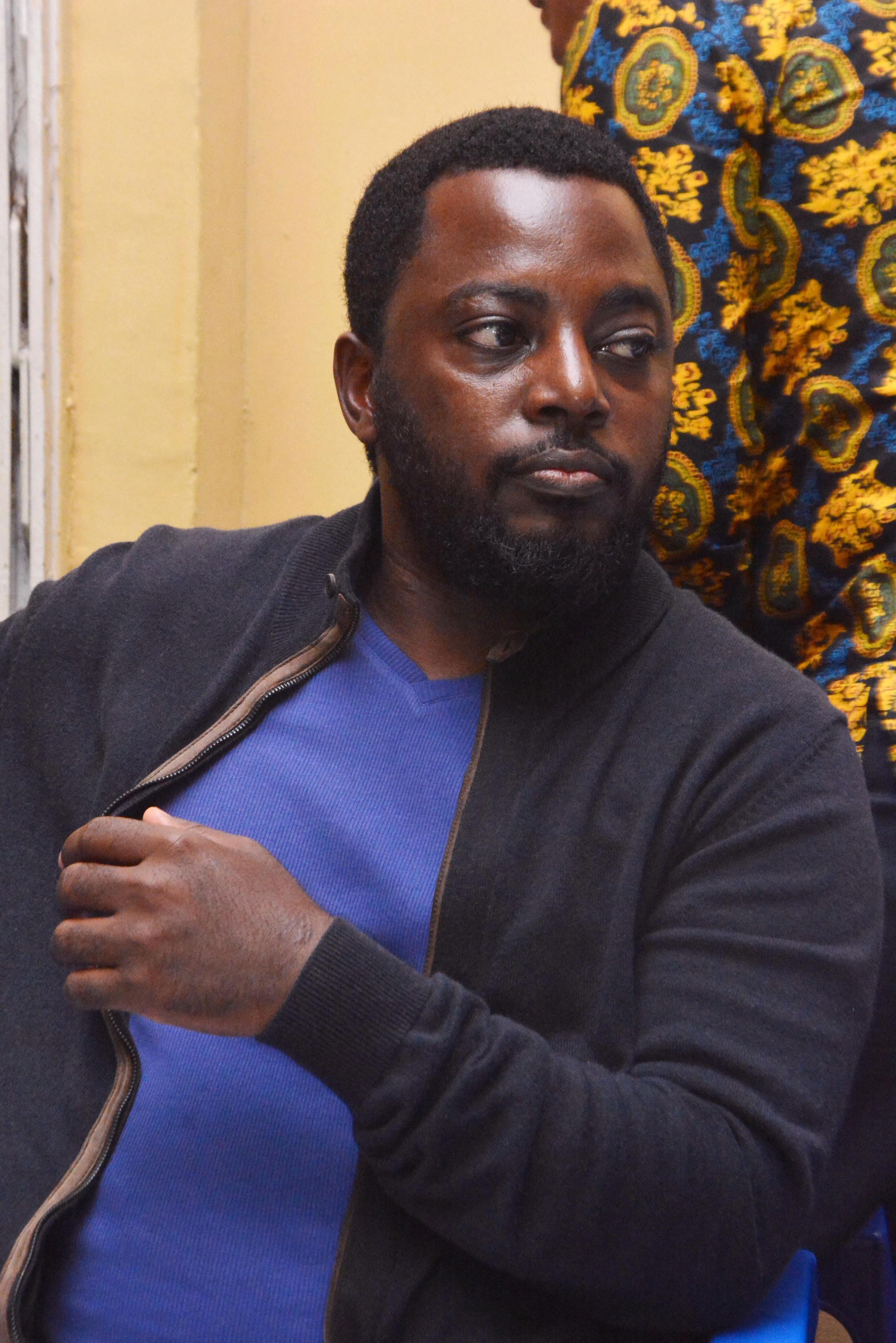 Zoé Kabila, le frère de l'ancien président de la République démocratique du Congo en 2014 (Image d'illustration).