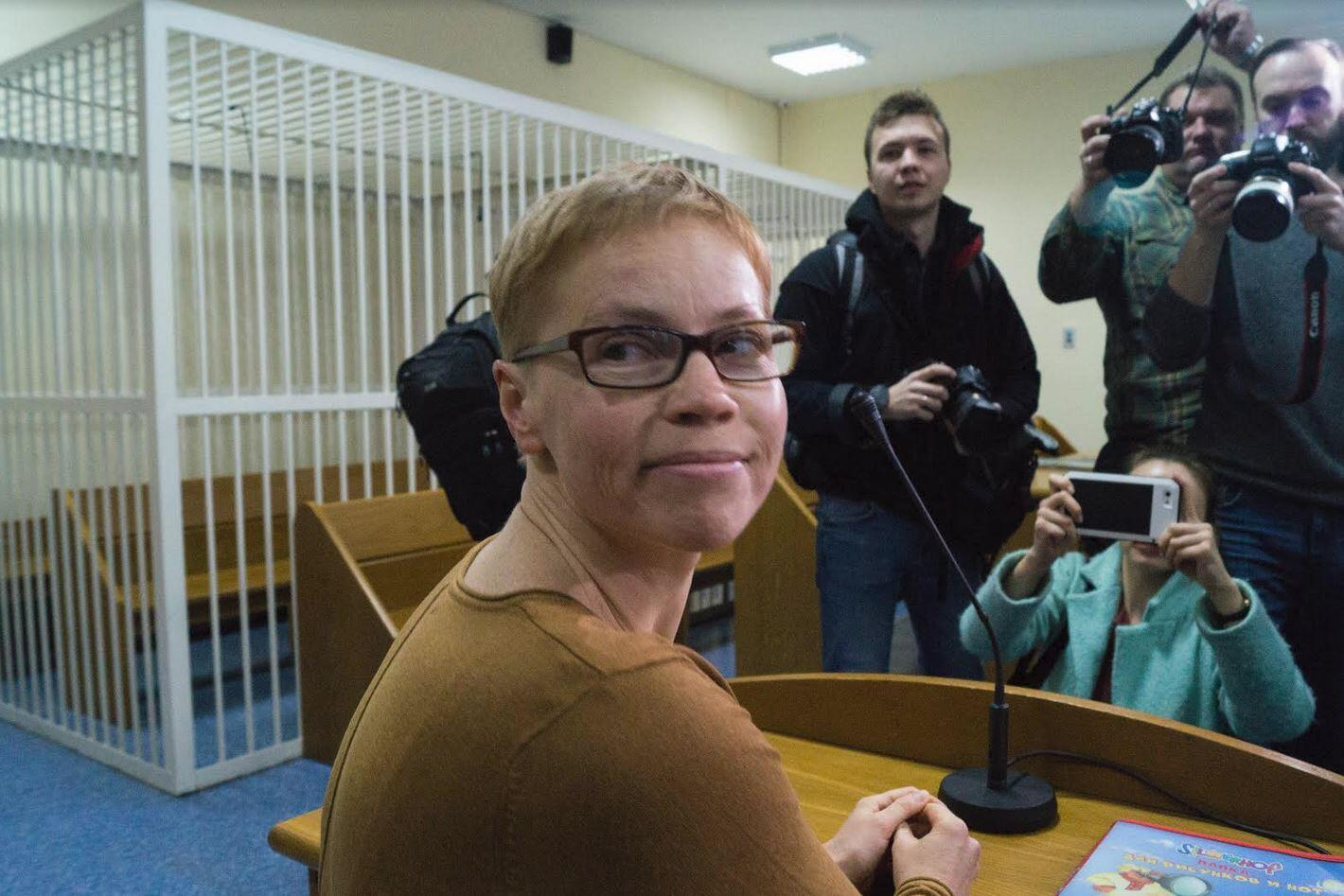 Марина Золотова, главный редактор портала ТUT.by