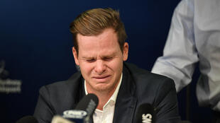 Steve Smith wept when he spoke about his role in the ball-tampering plot during the third Test against South Africa.
