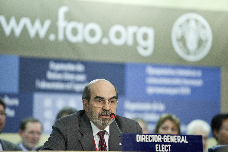 Graziano da Silva, Shugaban hukumar Noma da Abinci ta majalisar dinkin duniya   (FAO).