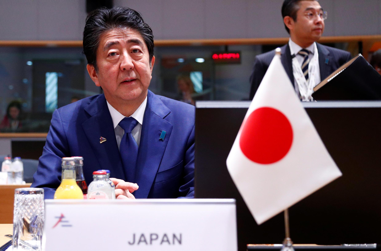 日本首先安倍晉三