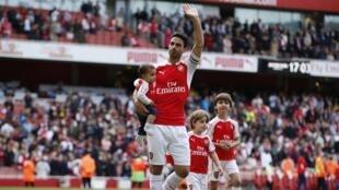 Mikel Arteta ya bugawa Arsenal wasanni tsawon shekaru 5.