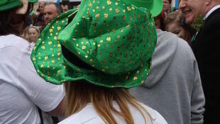 Have you got your green party hat on?