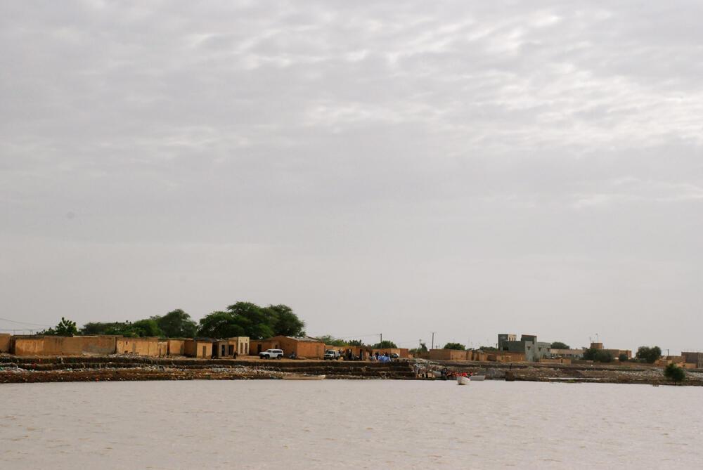 Le fleuve Sénégal et la Mauritanie (image d'illustration)