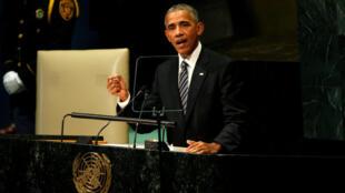 O presidente Barack Obama já garantiu sua presença no velório do líder israelense Shimon Peres