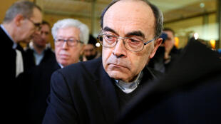 French Cardinal Philippe Barbarin, who has resigned over protecting a pedophile priest