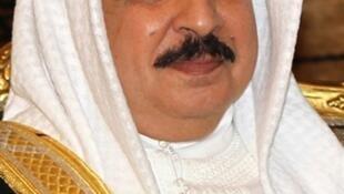 Le roi de Bahreïn Hamad bin Issa al-Khalifa.