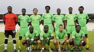 L'équipe du Togo éliminée de la course à la CAN 2012.