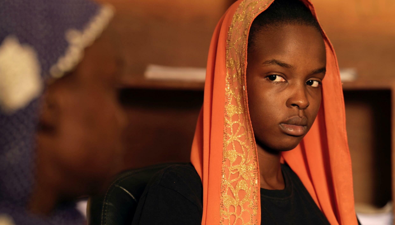 « Lingui – les liens sacrés », du réalisateur tchadien Mahamat-Saleh Haroun, en lice pour la Palme d'or 2021 au Festival de Cannes.  © Pili Films