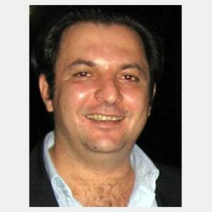 Le journaliste syrien Mazen Darwish.