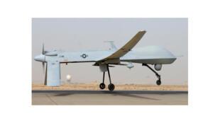 Un drone MQ-1, de ceux déployés à Djibouti.