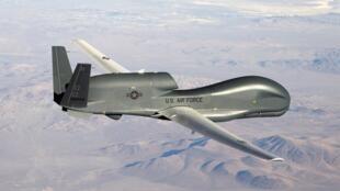 هواپیمای آمریکایی بدون سرنشین  Global Hawk