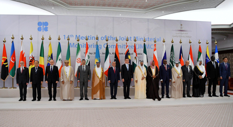 عربستان سعودی روز یکشنبه ١٩ مِه/٢٩ اردیبهشت، میزبان نشست مشورتی اعضای سازمان کشورهای صادر کنندۀ نفت (اوپک) به همراه روسیه، در شهر جده بود.